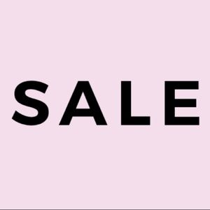 Other - Closet clear out sale! All prices reduced!